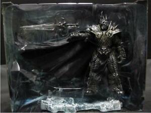 Details About World Of Warcraft Wow Deluxe Collector Figure The Lich King Arthas Menethil