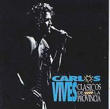 Clasicos de la Provincia by Carlos Vives (CD, Sep-1997, Polygram Latino)