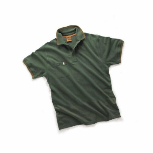Scruffs Polo Shirt Worker Premium Hard wearing Cotton Work Shirt ** SALE **