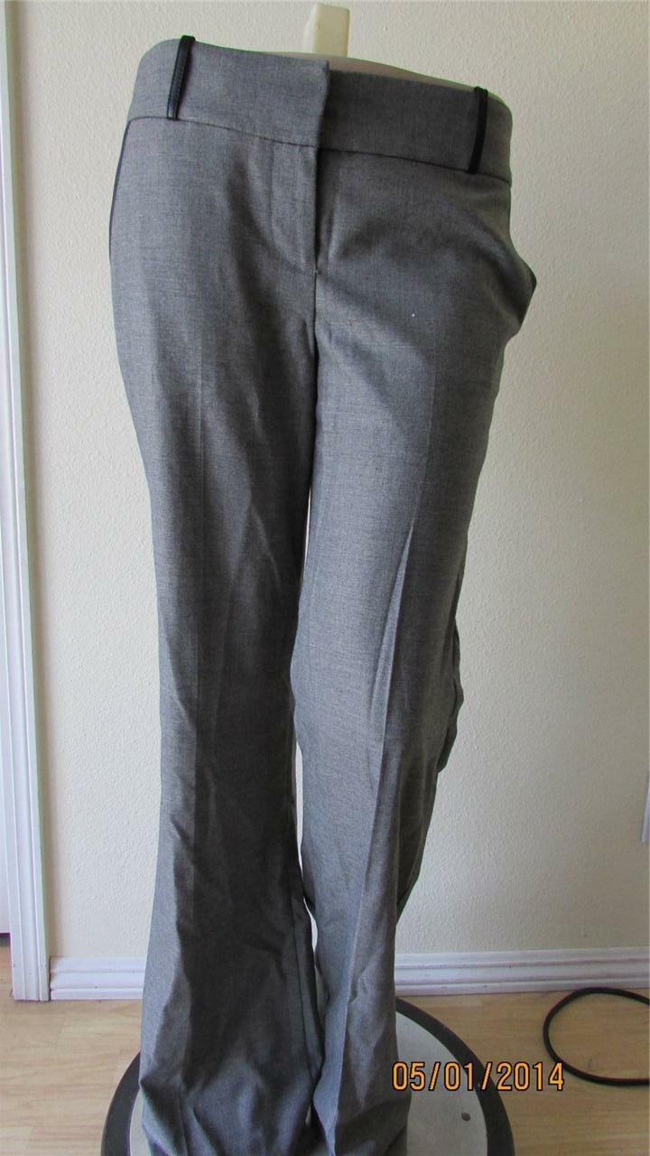 139 NWT BEBE LACE TROUSER CHARLOTTE PANT SIZE 8P