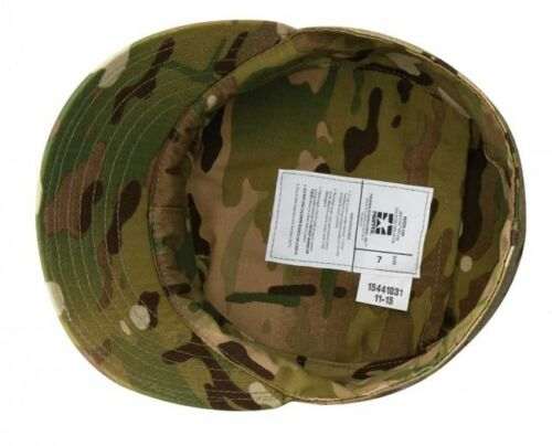 Bekleidung 60 US Army Scorpion OCP OEF ACU Uniform PATROL NyCo CAP Mütze Tarnmütze Gr Camping & Outdoor