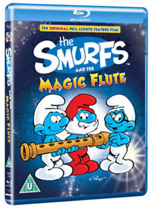 The Smurfs Et The Magic Flute Blu-Ray (FHEB2782)