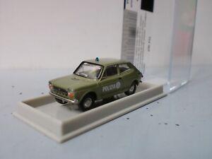 Brekina Fiat 127 Polizia 1:87 #22507