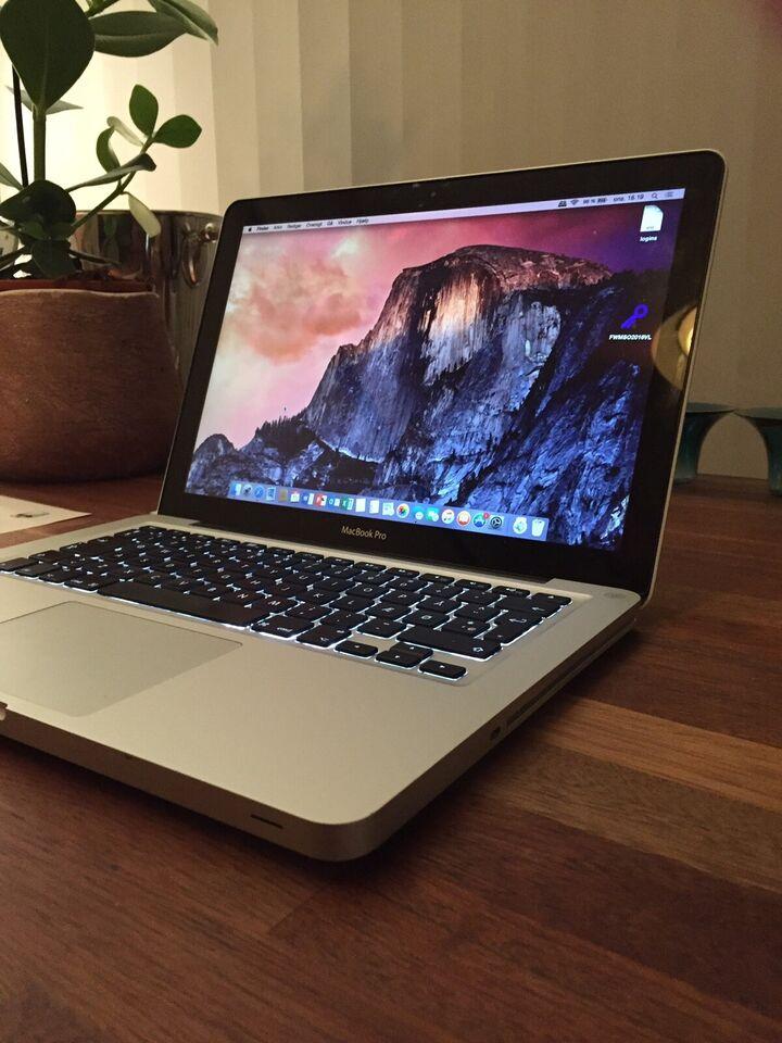 MacBook Pro, A1278, 2,5 GHz
