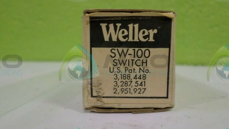 WELLER SW-100 SWITCH NEW IN BOX