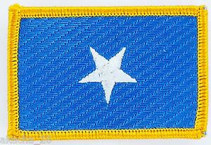 PATCH ECUSSON BRODE DRAPEAU SOMALIE INSIGNE THERMOCOLLANT NEUF FLAG PATCHE fxTMdALw-09094413-970137709