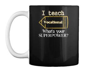 Printed-I-Teach-Vocational-Teacher-Appreciation-Gift-Coffee-Mug-Gift-Coffee-Mug