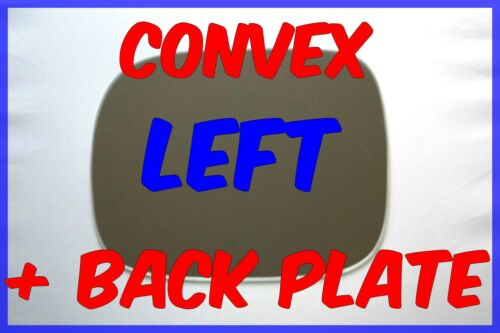 BACKING PLATE   LEFT SIDE VOLVO XC 70 2007-2014  WING MIRROR GLASS CONVEX