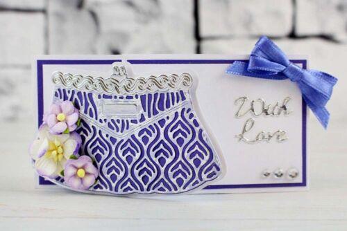 Handle DECO Purse 2 Piece La Set 9 cm d1230 New Tattered Lace vintage handbag