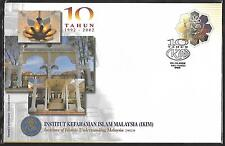 2002 MALAYSIA FDC - INSTITUTE OF ISLAMIC UNDERSTANDING