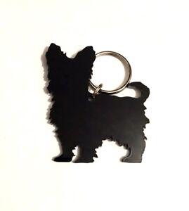 Yorkshire Terrier Yorkie Dog Keyring Lanyard Keychain Bag Charm Gift