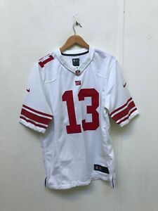 New-York-Giants-Men-039-s-Nike-NFL-Game-Jersey-M-Beckham-JR-13-New-with-Defects