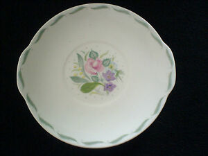 Susie-Cooper-039-Fragrance-Serving-Plate-9-3-4-inch
