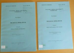 THE-ROYAL-OPERA-HOUSE-REPORT-2-VOLS-HOUSE-COMMONS-CULTURE-MEDIA-COMMITTEE1997