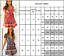 Women-039-s-Boho-Floral-Deep-V-Neck-Wrap-Mini-Dress-Ladies-Summer-Beach-Tea-Dresses thumbnail 2