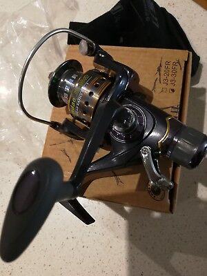 Saltwater Spinning Reel 12+1 Ball Bearings Matte Metal Spinning Reel AX2000-3000