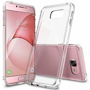 premium selection c7589 a851b Details about Samsung Galaxy A8 2016 Case | Ringke [FUSION] Clear  Shockproof Protective Case