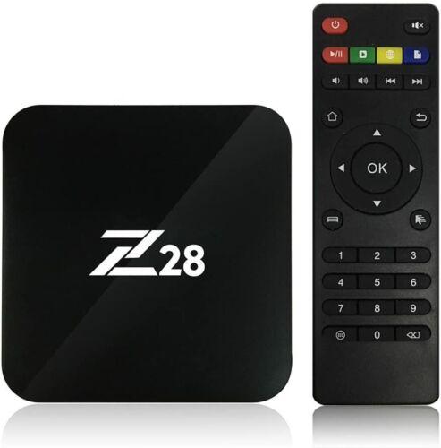 2GB RAM + 16GB ROM Docooler Z28 Android 7.1 TV Box RK3328 Quad Core 64Bit H.26