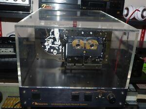 NAKAMICHI-RX-Prototype-Auto-Reverse-Demo-Showcase-Compact-Cassetten-Recorder