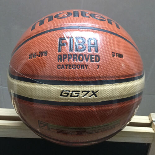 Balls Molten GG7X basketball game ball for indoor and outdoor  No. 7 Basketball
