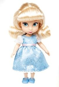 DISNEY-MINI-DOLL-ANIMATORS-COLLECTION-5-034-CINDERELLA-COLLECTIBLE-TOY-FIGURE-NEW
