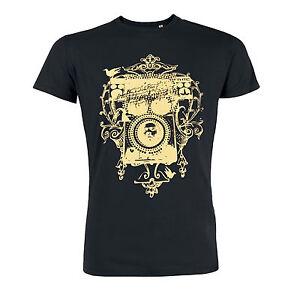 Grammarphone-Organic-Cotton-mens-T-Shirt-By-THTC-Clothing-Co