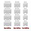 XH 2s 3Pin 3s 4pin 4s 5Pin XH 2.54 2.54mm Stecker Lose 5 10 20 30 Stück Lipo RC