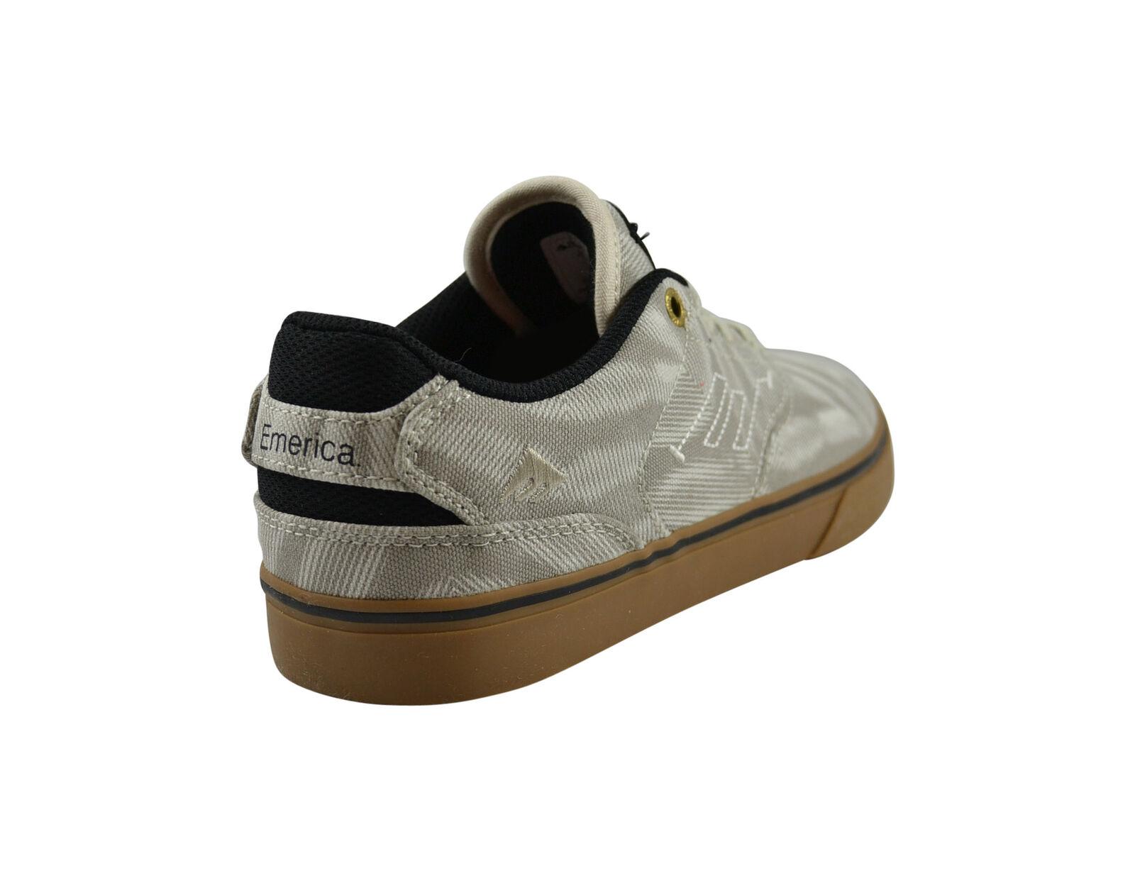 Emerica tan/Gum the Reynolds low vulc tan/Gum Emerica skater zapatos/cortos 6bc429
