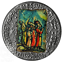 Israel-silver-State-Medal-1986-Searchers-for-the-Messiah-Castel-50mm-62g thumbnail 1
