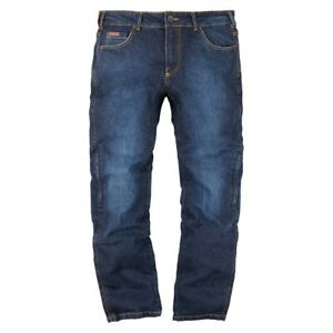 Icon-1000-Men-039-s-MH1000-Blue-Denim-Jeans-Pants-for-Motorcycle-Street-Riding