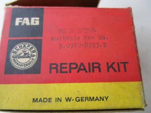 Mercedes W114 W116 W108 W109 Reparatursatz Hauptbremszylinder FAG 2354 NEU orig.