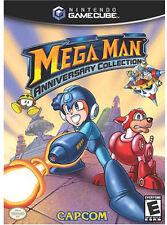 Mega Man Anniversary Collection Nintendo Gamecube