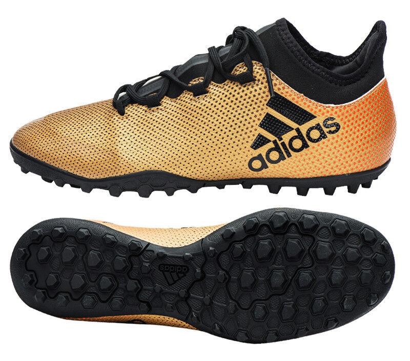Adidas X TANGO 17.3 TURF (CP9135) Soccer Cleats Football schuhe Stiefel Futsal