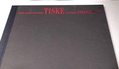 - Papenfuß-gorek Penck Bert Handschriftliches Gedicht Tiske Wir Haben Lob Von Kunden Gewonnen A R