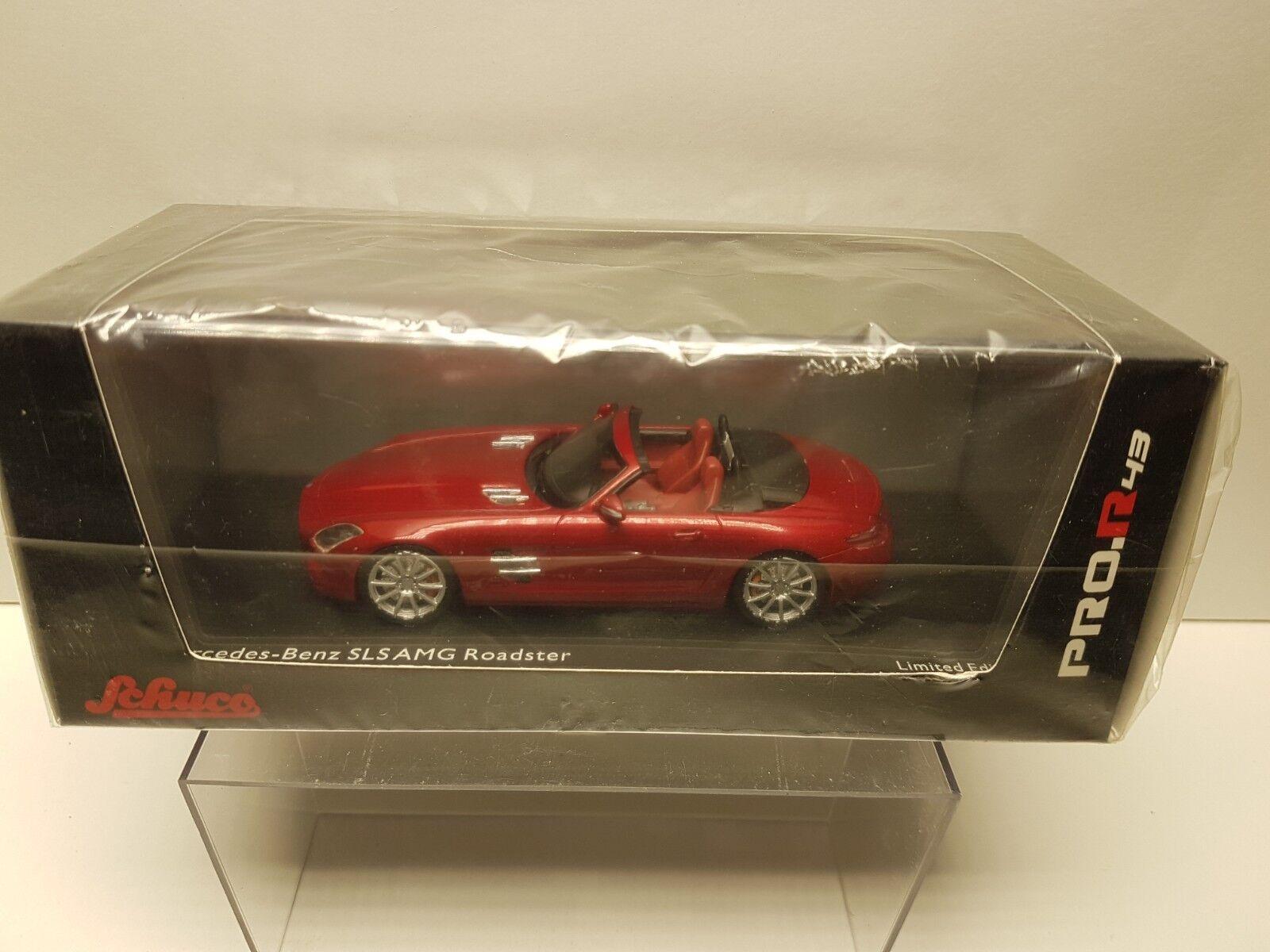 Mercedes Benz SLS AMG Roadster  Schuco 450887100