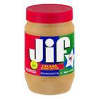 Jif Peanut Butter 48oz - 2 Pack