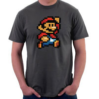 Super Mario Pixel, Men's T-Shirt