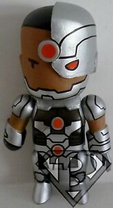 Scribblenauts Unmasked Mini-Figures Series 2 Cyborg