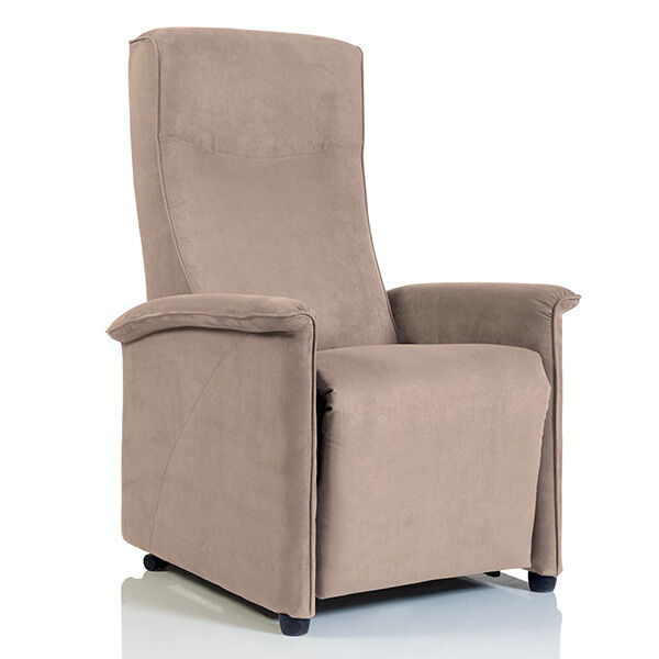 Rouge Meribel Fauteuil Cuir Relax Manuel 2WYDHE9I