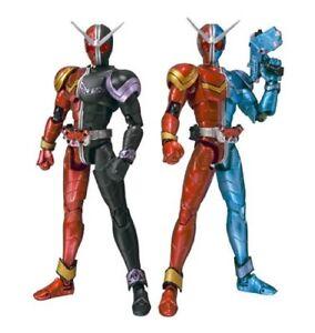 S-H-Figuarts-Kamen-Rider-W-Heat-Set