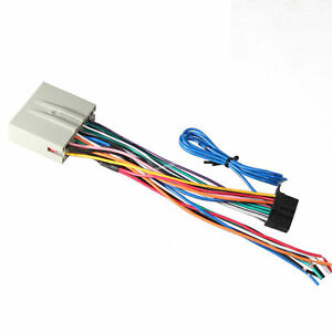 Radio Stereo Wire Harness Adapter For Pioneer DEH AVH DEH-P4500MP fits Ford    eBayeBay