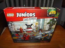 LEGO Juniors Ninjago Movie Shark Attack Building Kit 10739 3 Minifigure NEW SEAL