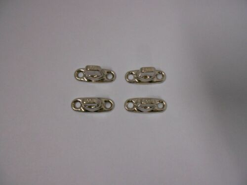 Cover DOT Turn button Fastener with 2 Hole Base /& Strap Boat Canopy Set of 4