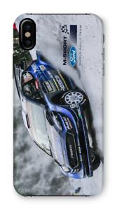 M-Sport World Rally Team 2019 Sweden Phone Case