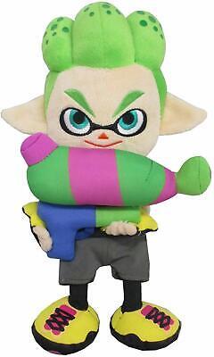 Splatoon 2 ALL STAR COLLECTION Li/'l Judd Plush Stuffed Doll 13cm