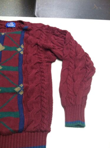 Suéter Large para Nice Green Vtg Lobo Retro Navy hombre Pendleton Vintage Sz L rzr8CwqP