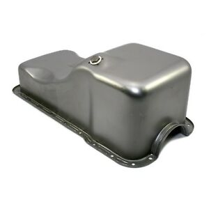 Front-Sump-Raw-Steel-Oil-Pan-63-96-SBF-Ford-302-Small-Block-260-289-5-0