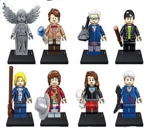 Doctor Who Mini Figure Nouveau Vendeur Britannique S'adapte Major Brand Blocs Briques-afficher Le Titre D'origine Mb50xktx-07182116-379006334