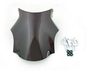 Pare-brise-Bulle-Pour-Kawasaki-ZRX400-1100-1200-ZR7-ER5-W650-ZR550-750-Black