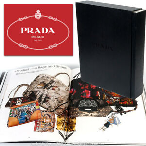 Miuccia-PRADA-History-Book-Hardback-Italian-Designer-Products-Milano-Italy-Rare